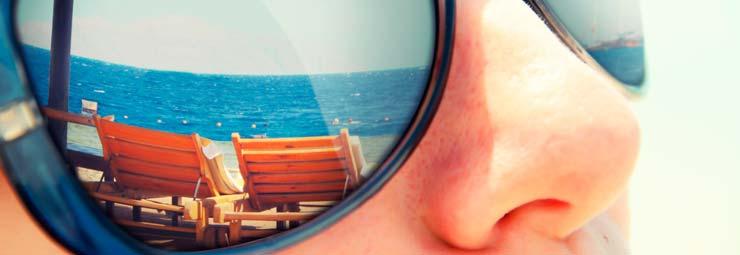 occhiali da sole celebri