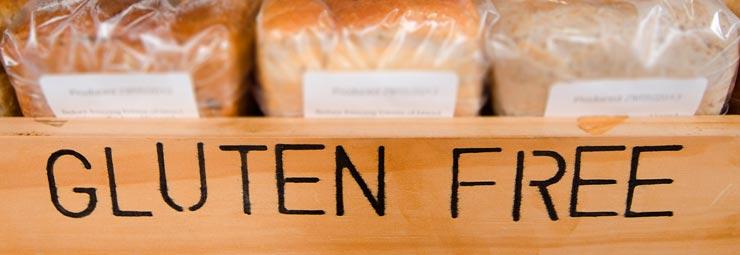 alimenti senza glutine celiaci