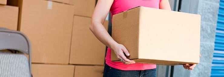 deposito mobili durante trasloco