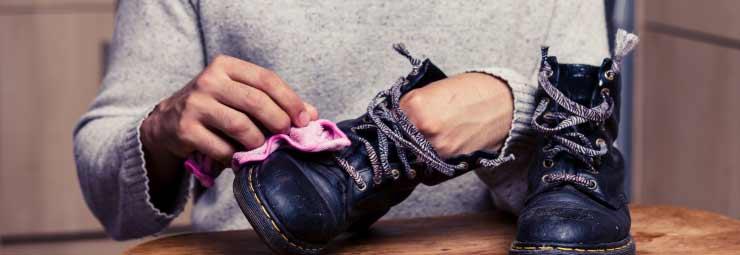 consigli cura scarpe