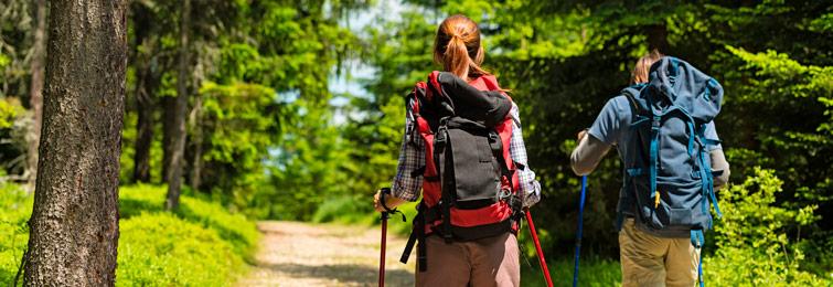 accessori trekking