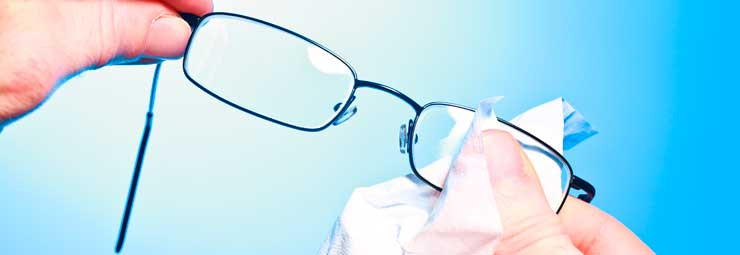 consigli manutenzioni lenti occhiali
