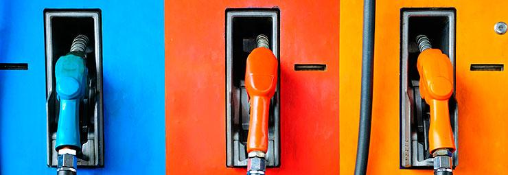 tipi di benzina auto