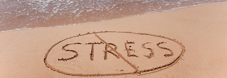 trucchi contro lo stress