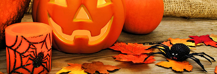 Decorazioni fai da te per halloween da urlo  1f4b286da317