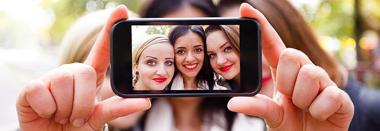 cellulari per fotografie