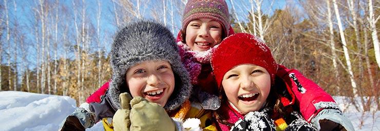 consigli inverno pediatri