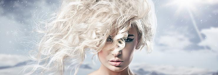 proteggere capelli dal freddo