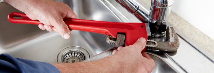 montare nuovo rubinetto