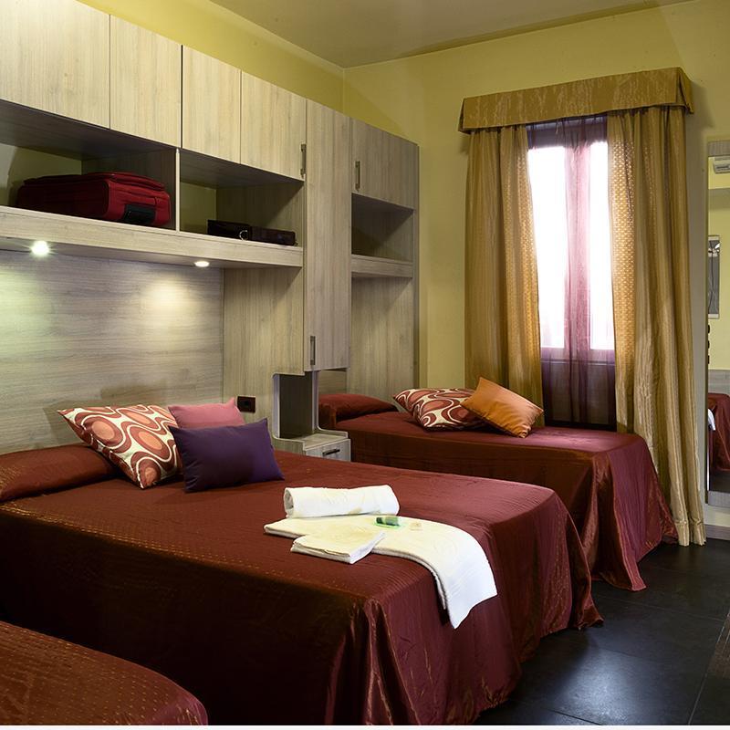 Hotel la pioppa bologna via m em lepido 217 for Hotel vicino unipol arena bologna