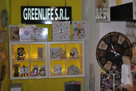 Greenlife Shopping Srl