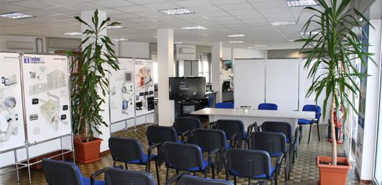 sala meeting SICURTRON
