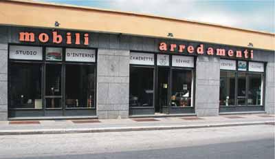Magica mobili torino via monte novegno 30 for Mobili librerie torino