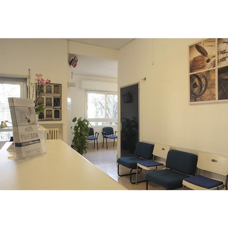 Clinica Villa Fulvia Roma Camere