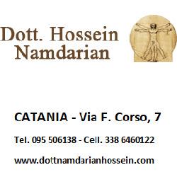 Namdarian Dr. Hossein - Medici specialisti - medicina estetica Catania