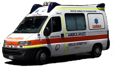 Ambulanze dello Stretto