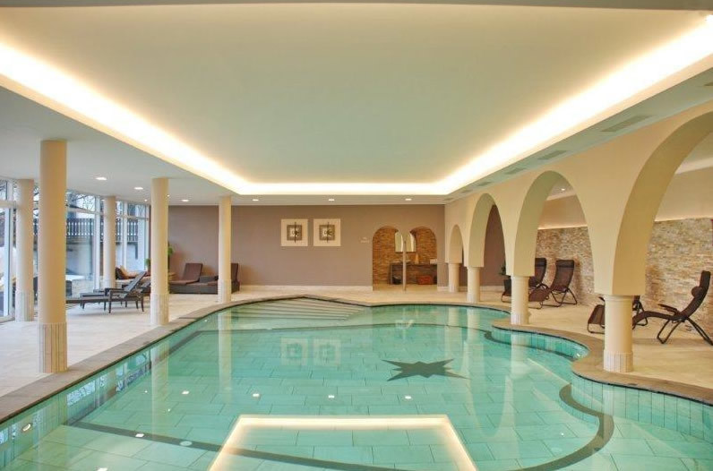 Decorazioni piscina