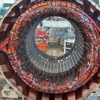 Motore Elettrico in riparazione - E.G.A. srl