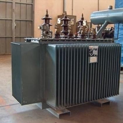 Trasformatore in olio da 2000 kVA in riparazione - E.G.A. srl