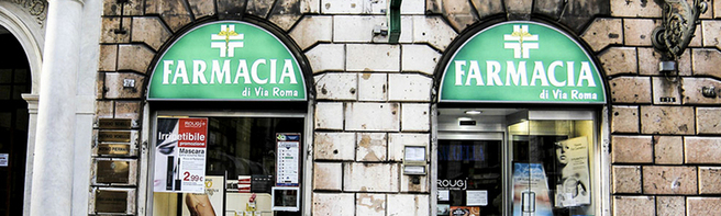 Farmacia di Via Roma Sas