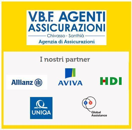 V.B.F. Agenti Assicurazioni - Allianz, Aviva, Uniqa, Hdi, Global Assistance