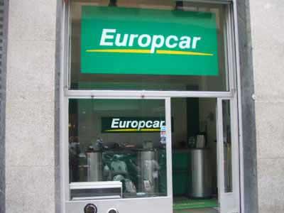 Europcar 049 Rent Verona Piazza Renato Simoni 33 A