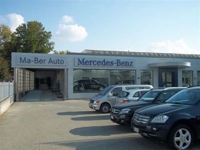 Mercedes-Benz-Smart Ma-Ber Auto Srl