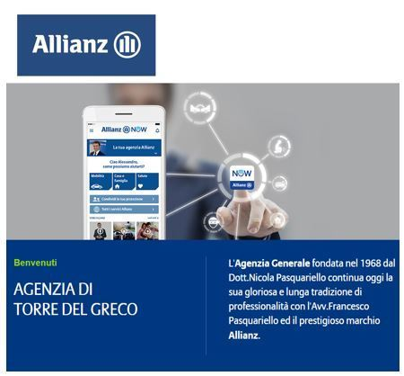 Allianz, Allianz Bank - Pasquariello Intermediazioni 1968 Srl