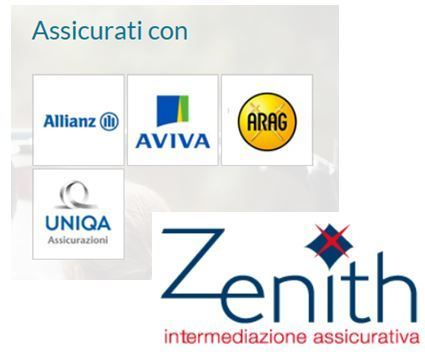 Zenith - Allianz, Aviva, Arag, Uniqa