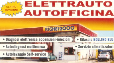 Righel 2000 - Autofficina Elettrauto