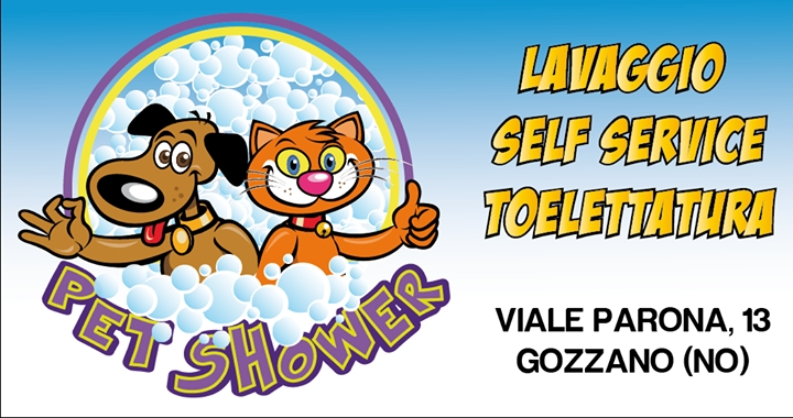Toelettatura Pet Shower