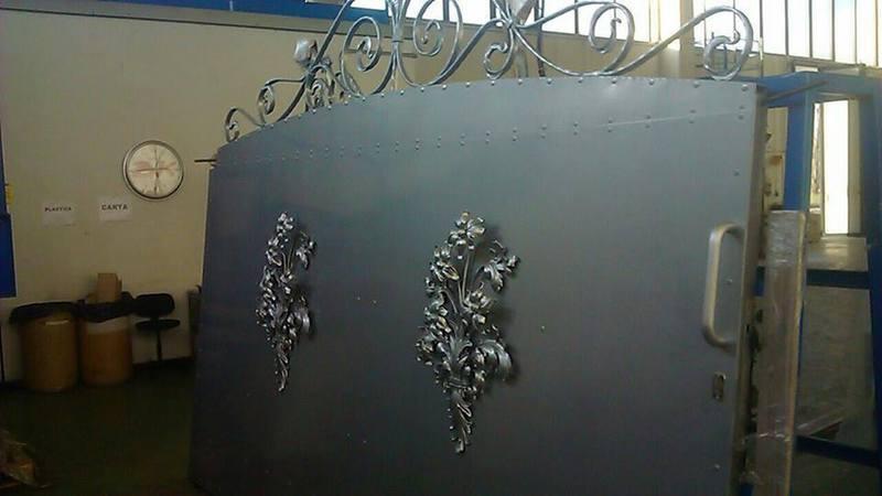 Lavori in ferro battuto MDA