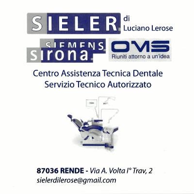 Sieler Centro Assistenza Tecnica Dentale - Medicali ed elettromedicali impianti ed apparecchi - commercio Rende