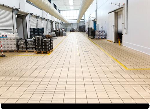 pavimenti industriali