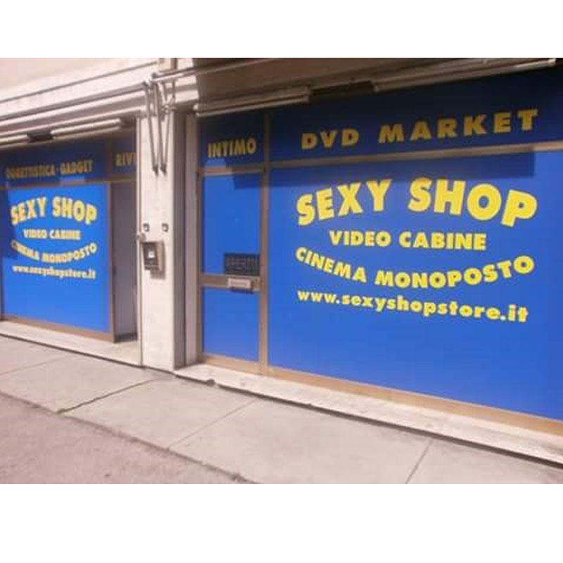 Sexy Shop Market e Cinema