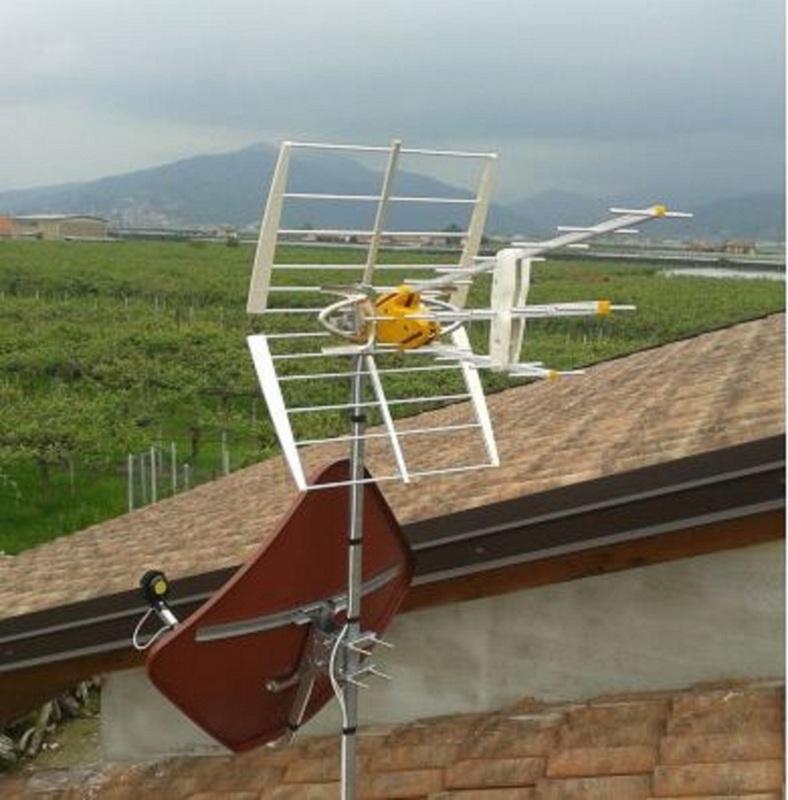 Installazione di antenne