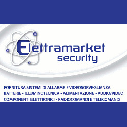 Elettramarket Security - Batterie, accumulatori e pile - commercio Milano