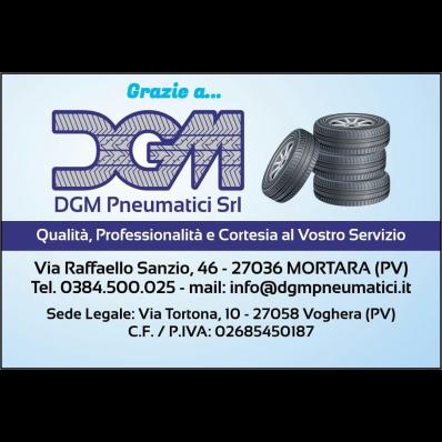 Dgm Pneumatici - Pneumatici - commercio e riparazione Mortara