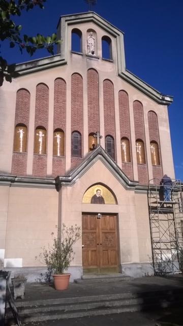 Manutenzione edifici religiosi