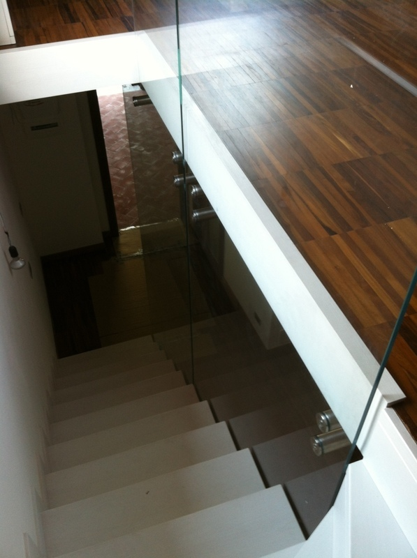 realizzazioni in vetro per interni