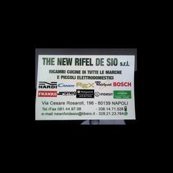 The New Rifel Ricambi Elettrodomestici Napoli - Elettrodomestici - riparazione e vendita al dettaglio di accessori Napoli