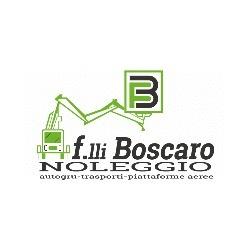 F.lli Boscaro Srl - Autogru - noleggio Vigliano Biellese