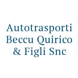 Autotrasporti Beccu Quirico e Figli - Autotrasporti Budduso'