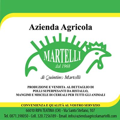 Azienda Agricola Martelli Quintino - Aziende agricole Ripa Teatina