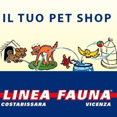 Linea Fauna - Animali domestici, articoli ed alimenti - vendita al dettaglio Costabissara
