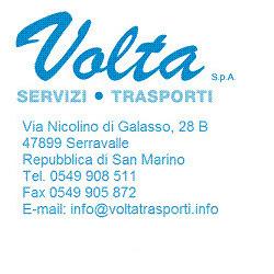 Volta Servizi Trasporti - Autotrasporti San Marino
