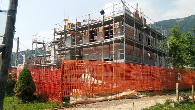 GIORGIA GEOM. CANAL - Nuova costruzione