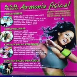 A.S.D. New Armonia Fisica - Scuole di ballo e danza classica e moderna Camponogara