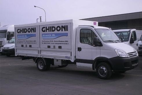 Trasformazione veicoli industriali