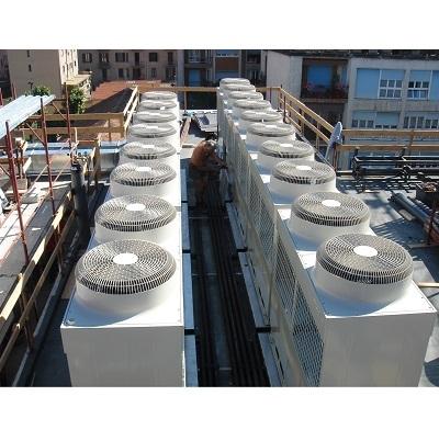 Impianti di condizionamento d'aria per uso civile